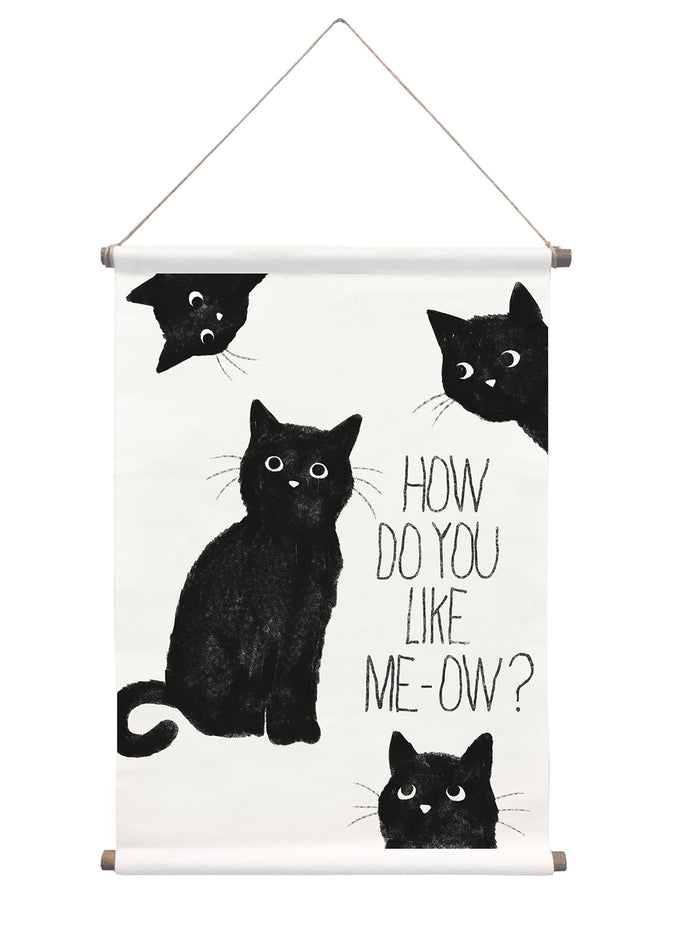 Like Me Meow Tapestry