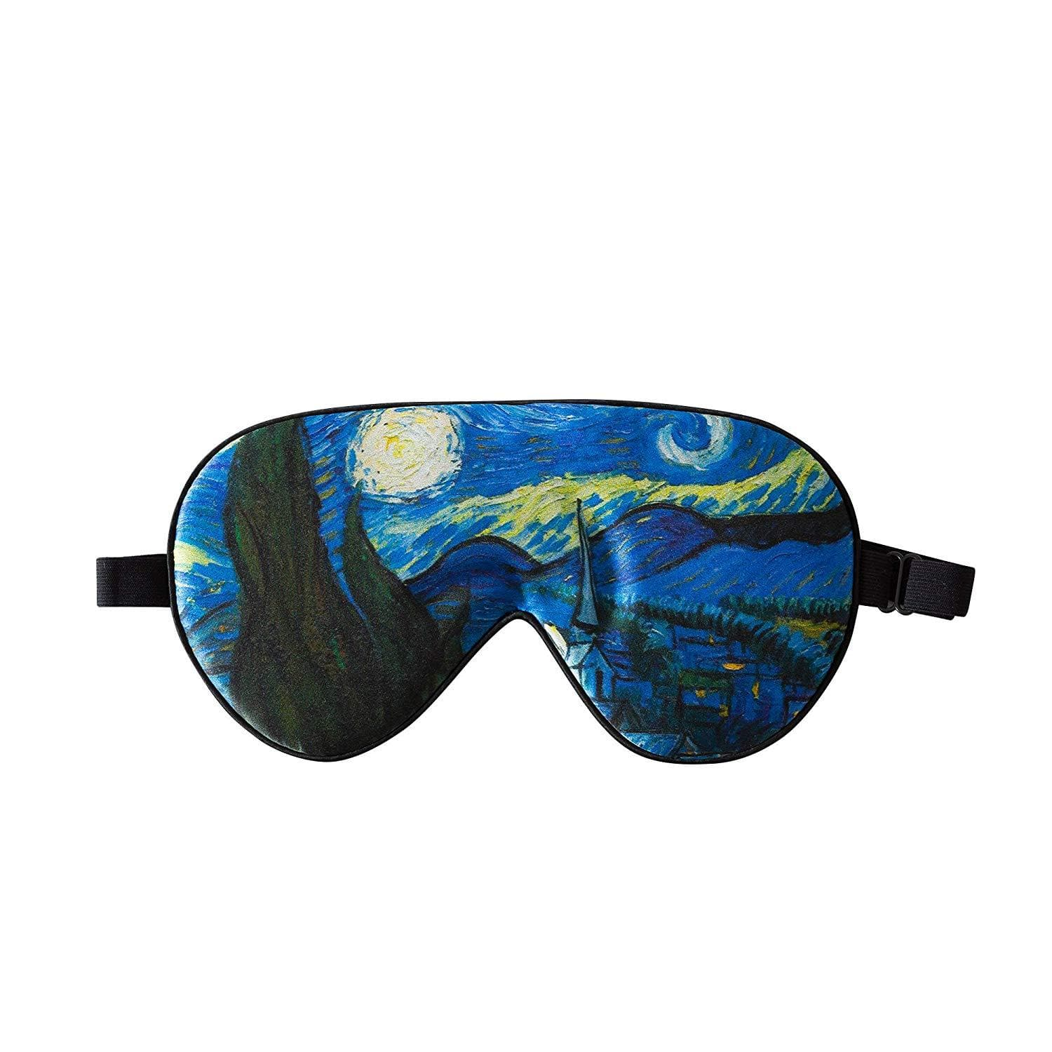 100% Natural Silk Sleep Mask Blindfold