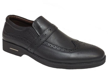 Wingtip Semi Brogue Gentlemen's Loafer
