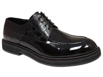FCL X Vernik - Norwegian Split Apron Toe Stitching Gentlemen's Derby