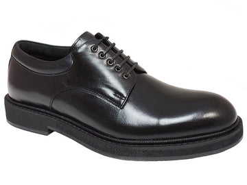 FCL X Vernik - Plain Toe 5-Eye Gentlemen's Derby