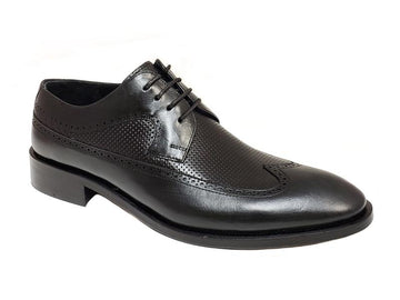 FCL X Vernik - Full Wing Semi Brogue Gentlemen's Derby