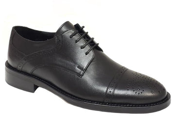 Cap-Toe Semi Brogue Gentlemen's Derby