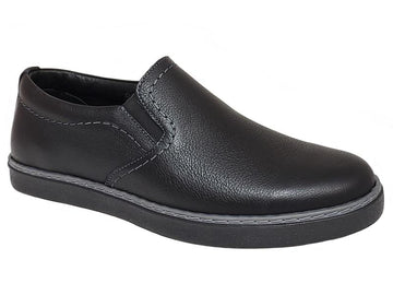 Plain Toe Gentlemen's Casual Loafers