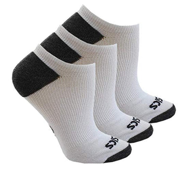 Asics LT No Show Socks (3 Pack)