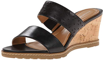 Rockport Garden Perf Slide - Women