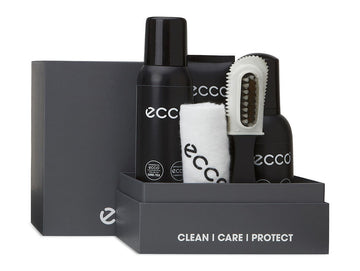 ECCO 3-Step Shoe Care Set
