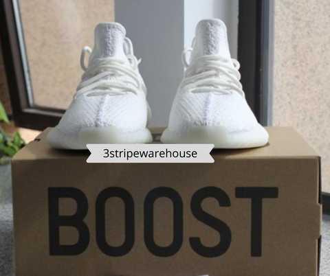 "V2 ""Triple White""3Stripe Warehouse"