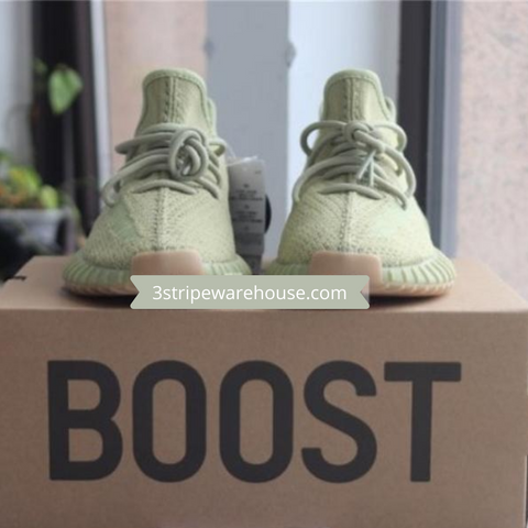 "V2 ""Sulfur""3Stripe Warehouse"