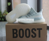 "V2 ""Cloud White""3Stripe Warehouse"