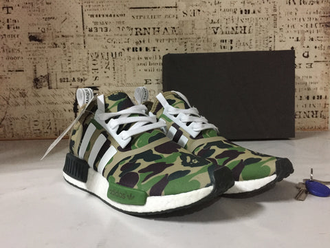 Olive BapeAdidas Warehouse