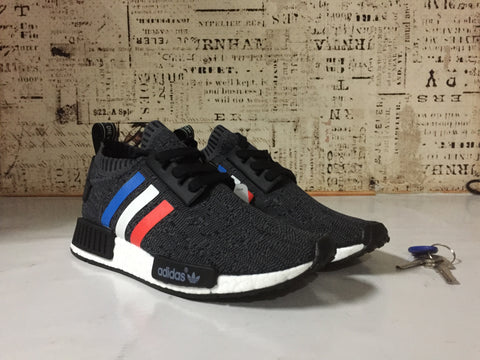 "Primeknit ""Tri color""Adidas Warehouse"