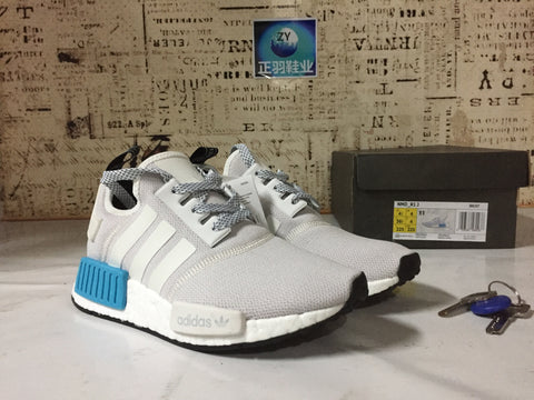 """Bright Cyan""Adidas Warehouse"