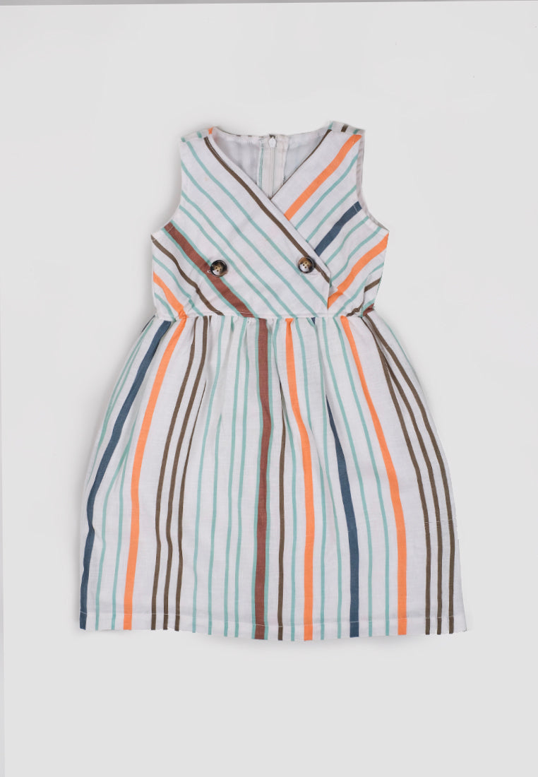 Ophee Dress Stripes