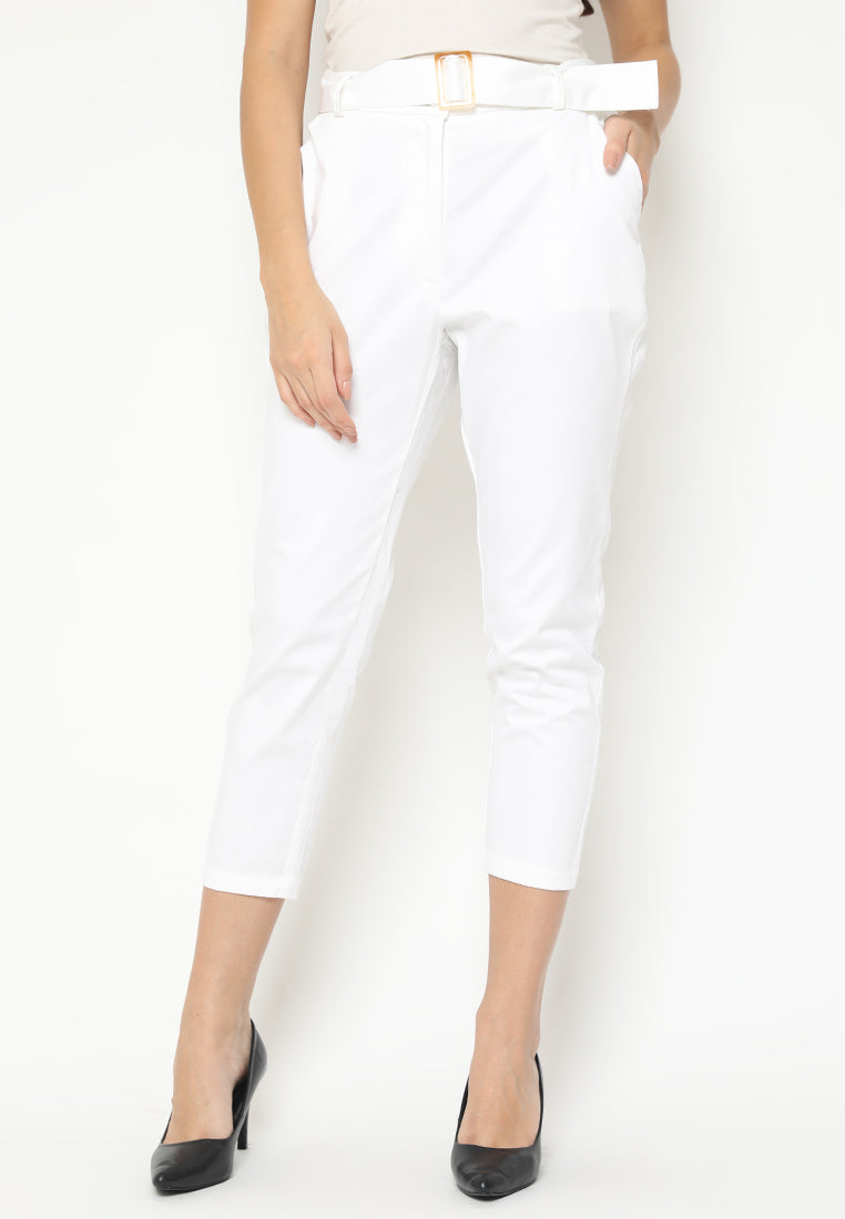 Aguilina Pants White (3-6 Days)