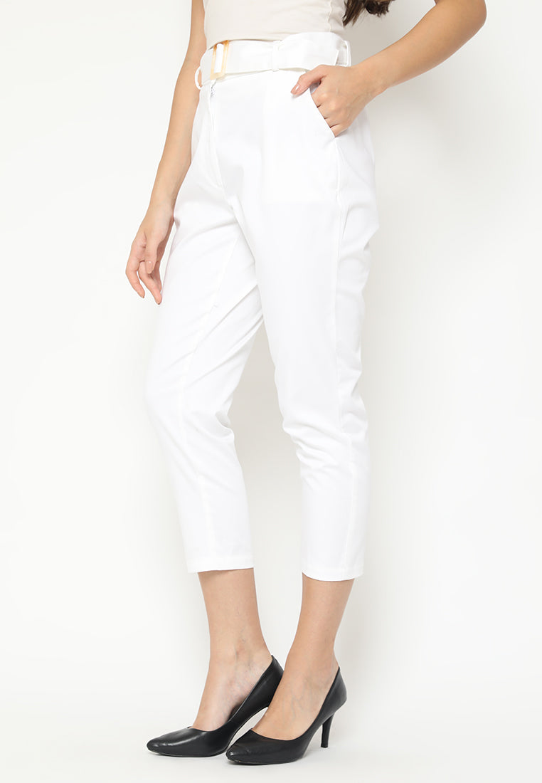 Aguilina Pants White (4168510636077)