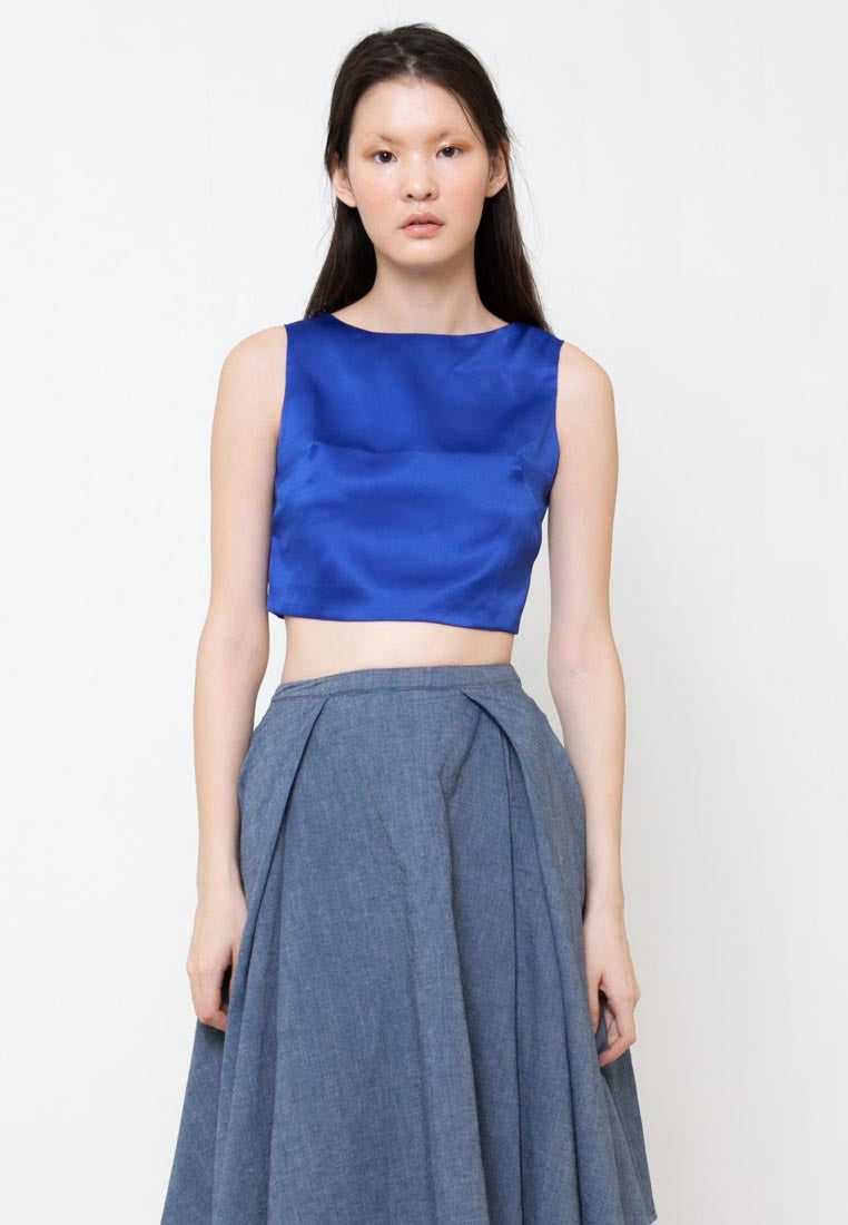 Aimee Top Blue