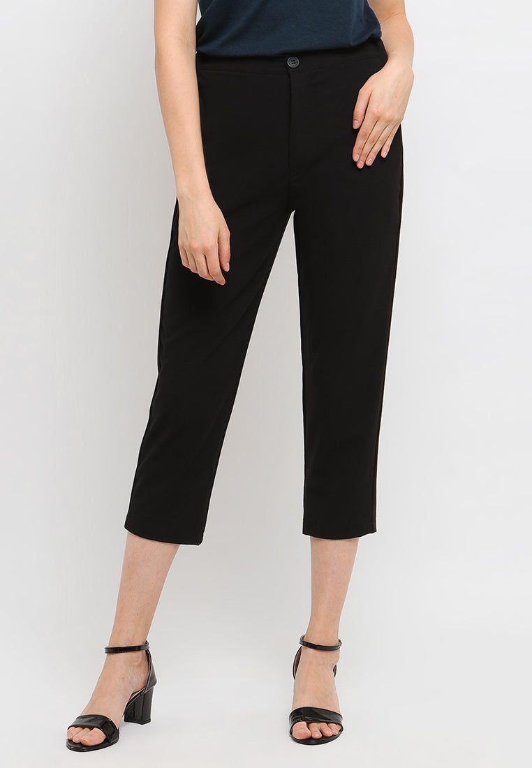 Avery Pants Black