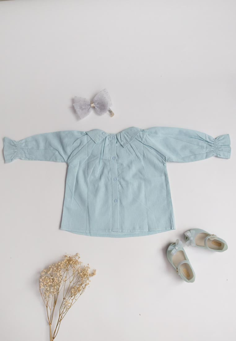 Bambi Top Blue (1813376106541)