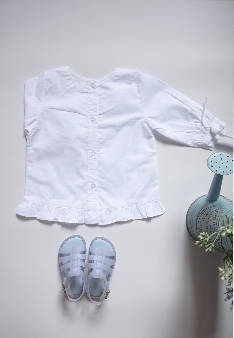 Candies Top White