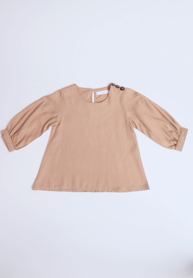 Carol Top brown