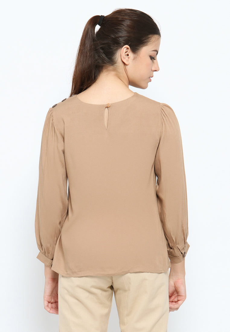 Caroline Top Brown (1815738286125)