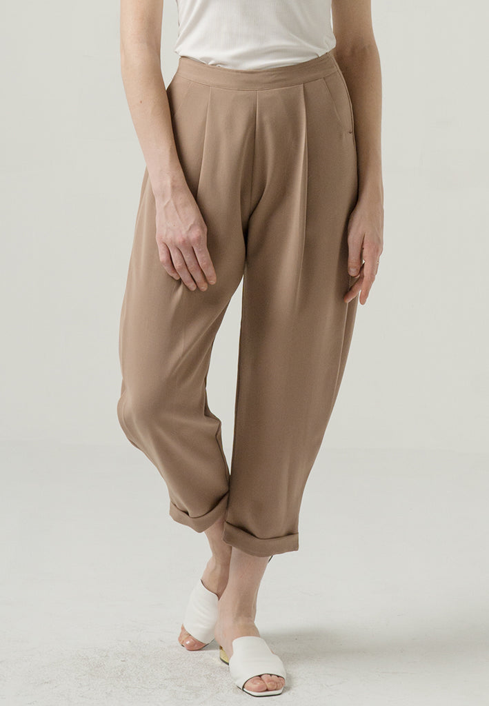 Daiseana Pants Brown