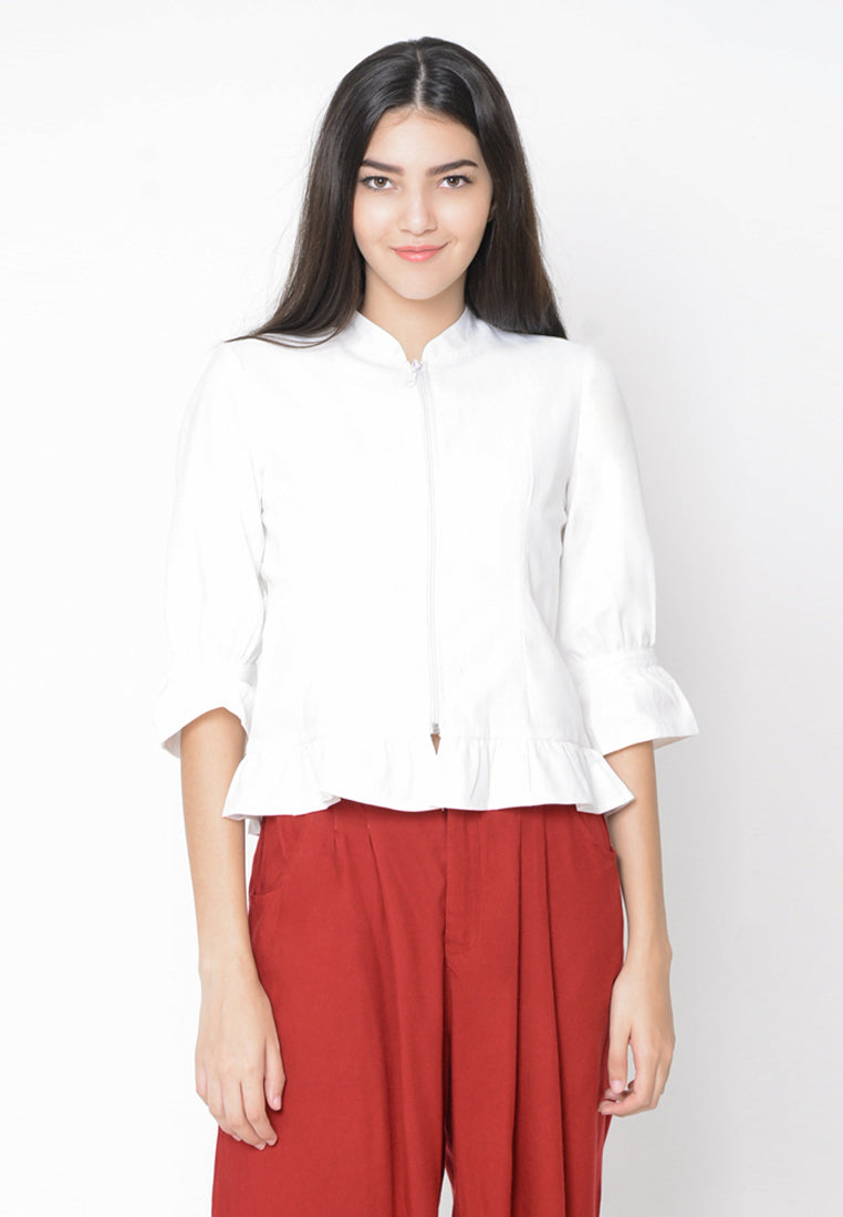 Dixie Jacket White (1815780163629)