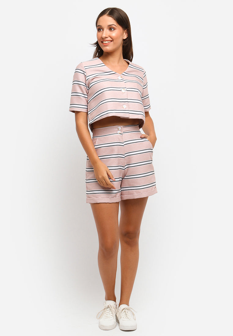 Enriqueta Top Pink (3-6 Days) (4121067192365)