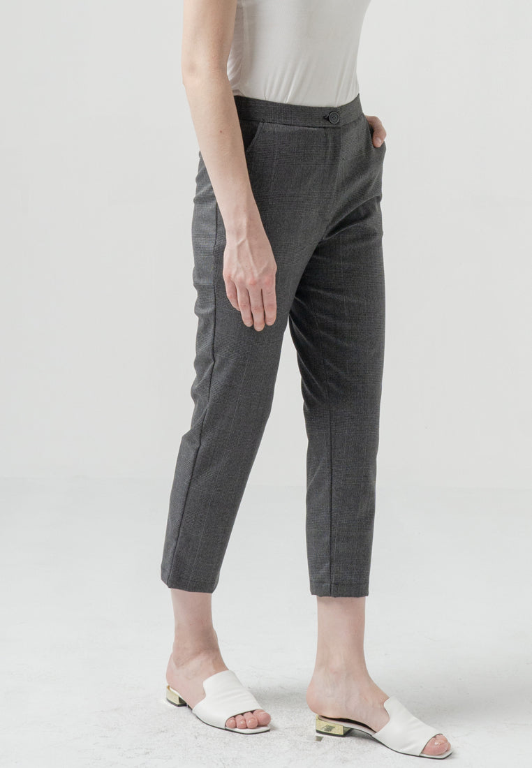 Evolet Pants Dark Grey (3959271850029)