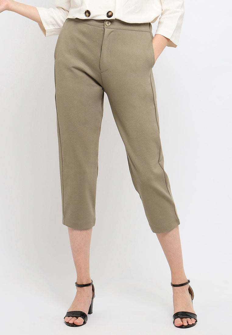 Halona Pants Brown