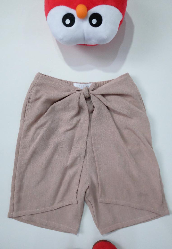Raina cullote Pants Brown (1813248213037)