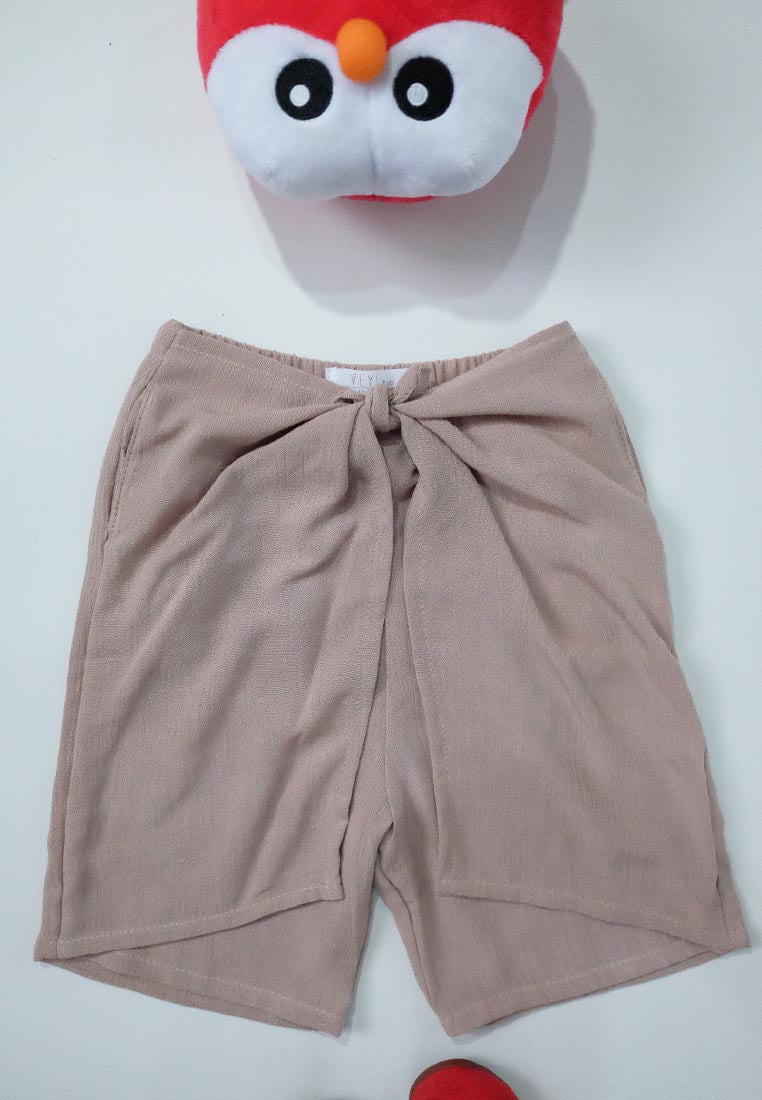 Raina cullote Pants Brown