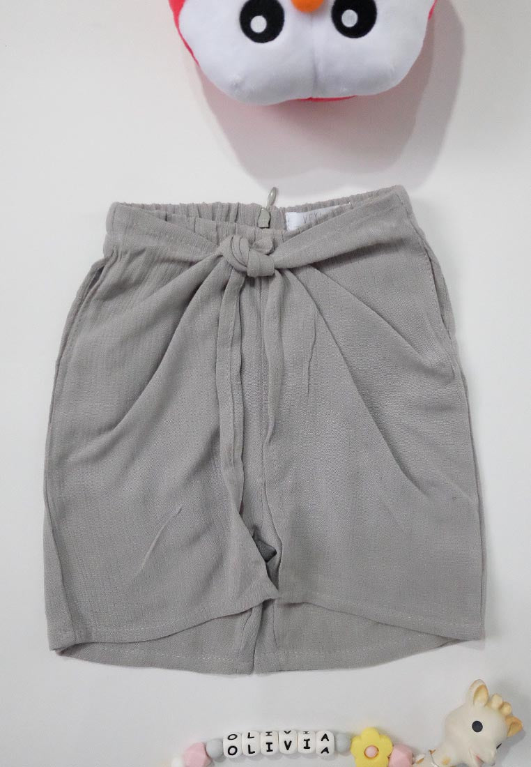 Raina Cullote Pants Grey