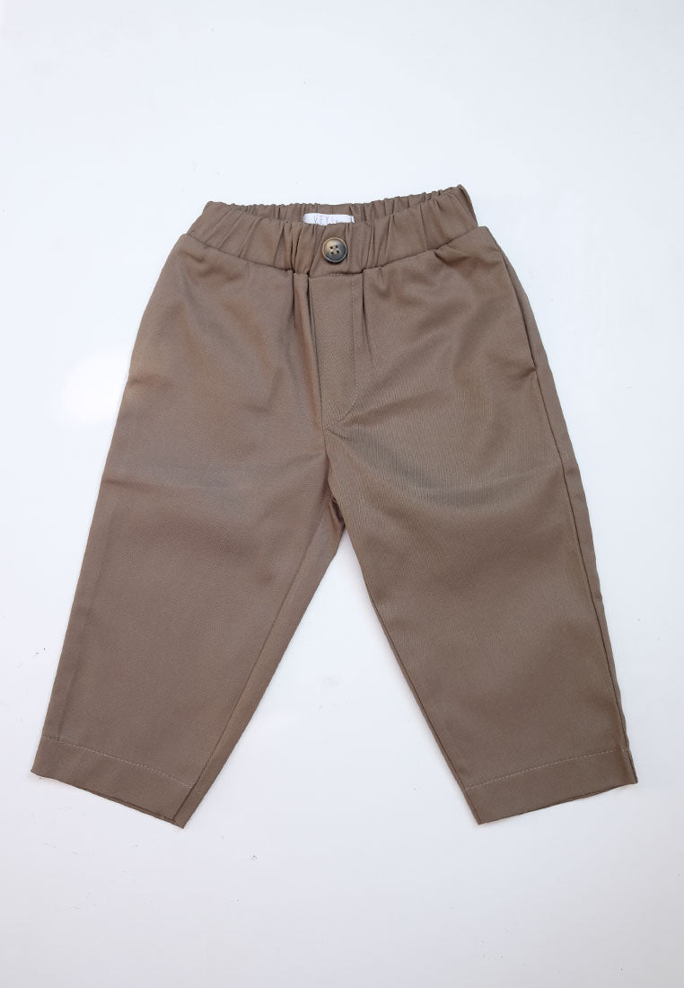 Jaquea Pants Brown (3885117931565)