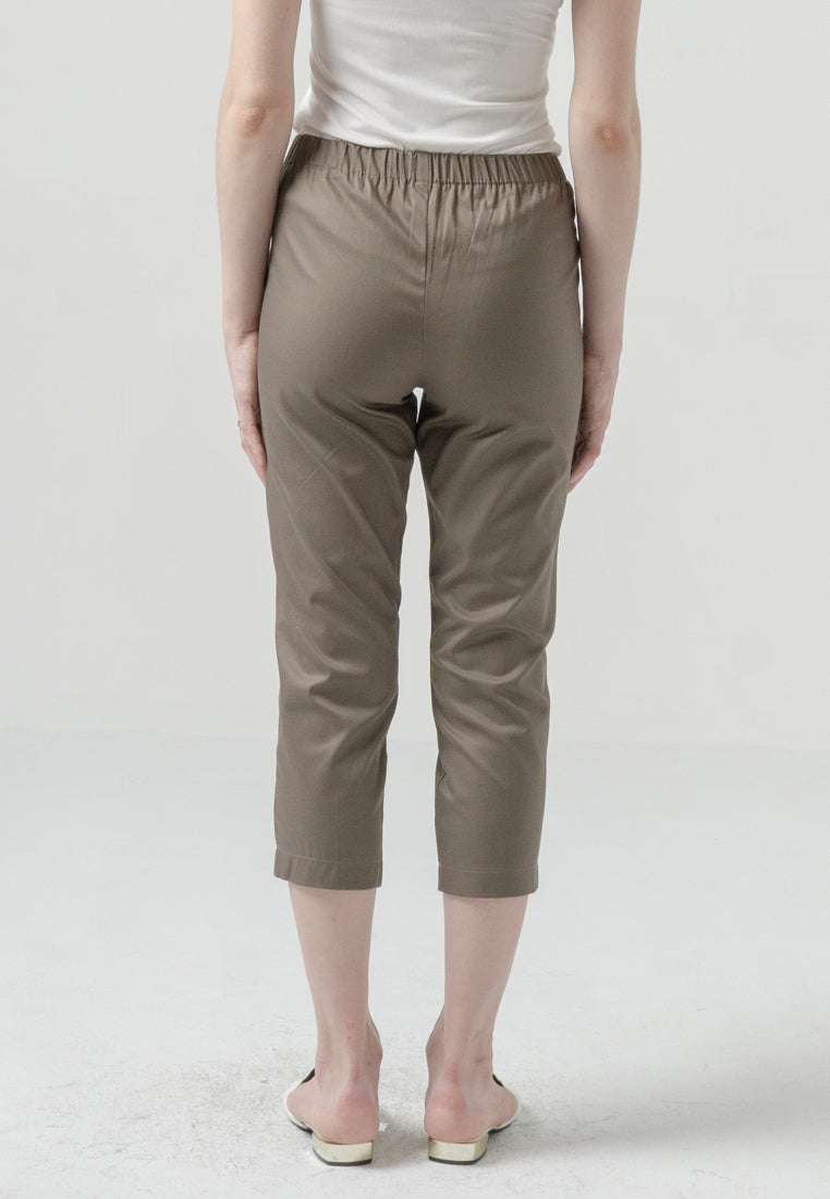 Jaquelen Pants Brown
