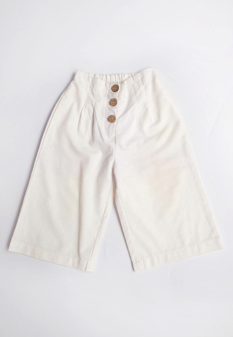 Jeihan Cullote Pants Off White