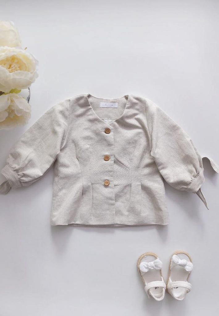 Joy Blazer Cream (1813325447213)