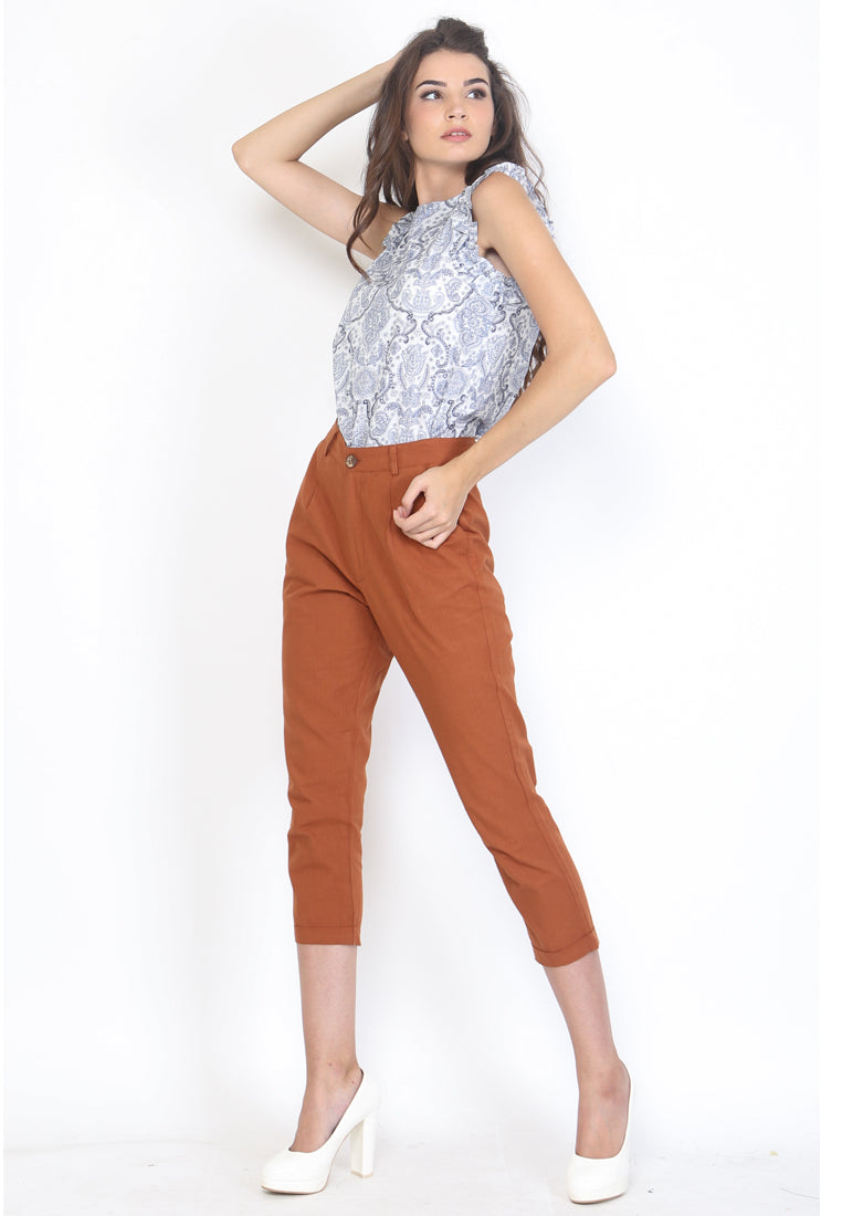 Kirana Pants Terracota