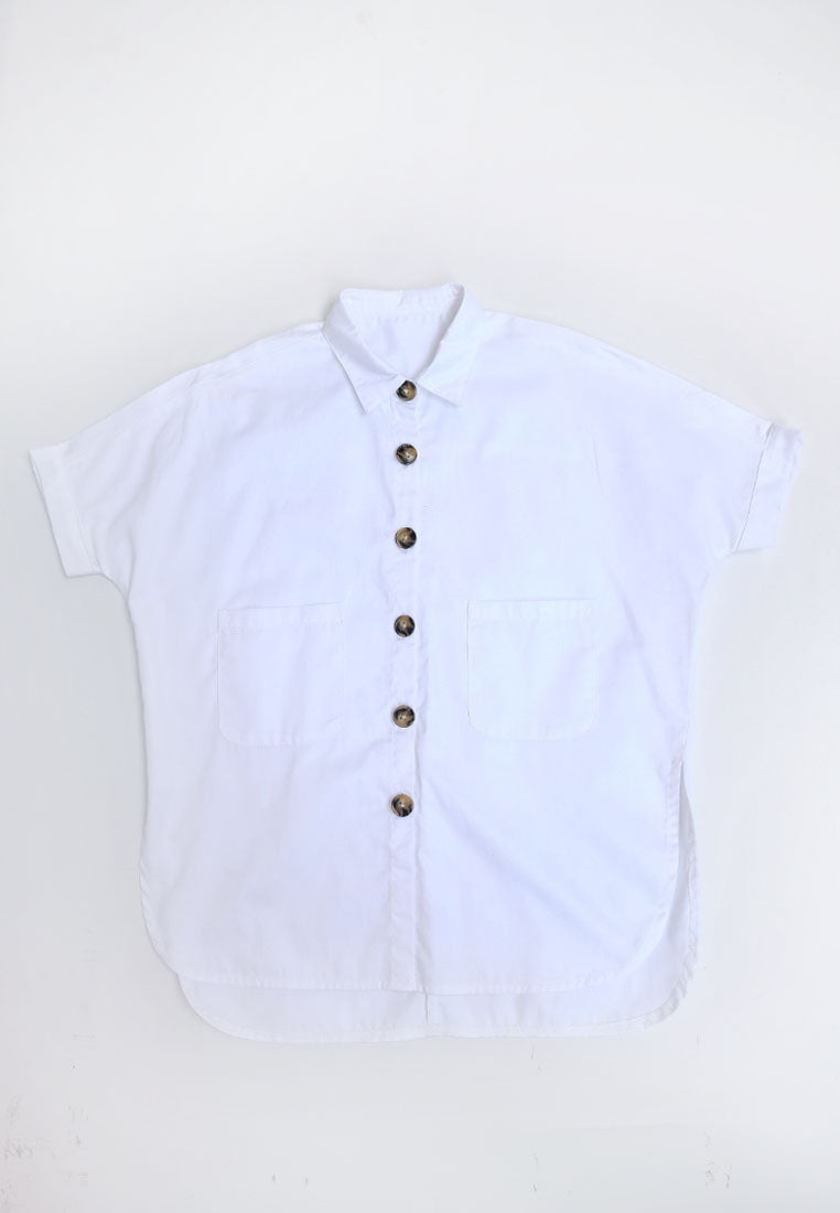 Lennie Top White