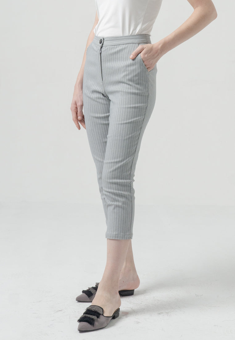 Maula Pants Stripes Grey (1786333790253)