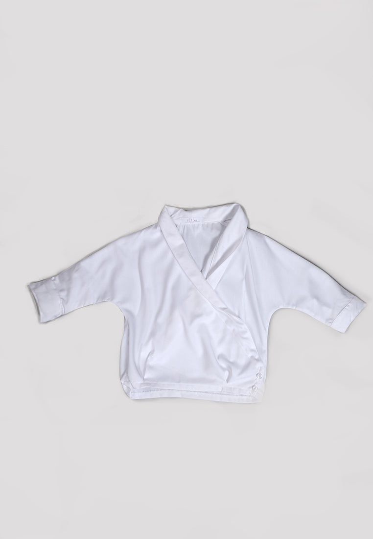 Nena Top White (3-6 Days)