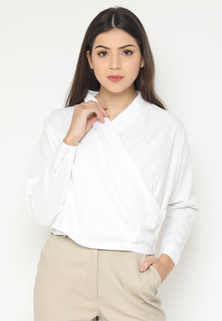 Nenaresha Top White (3-6 Days) (4176890331181)