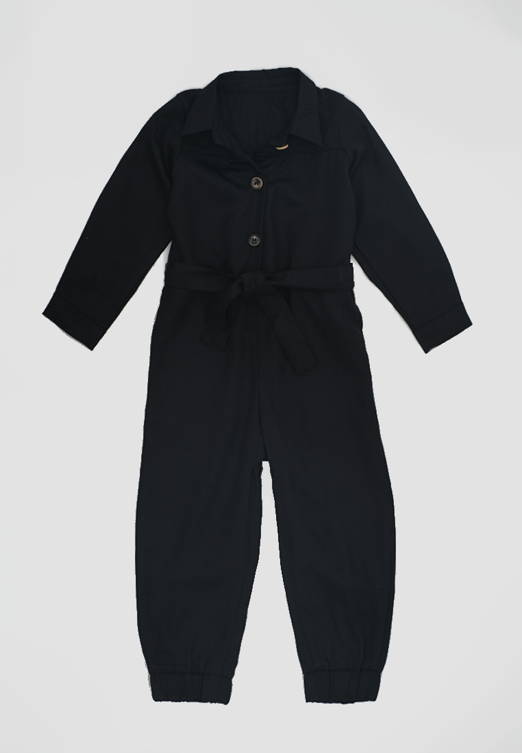 Odie Jumpsuit Black