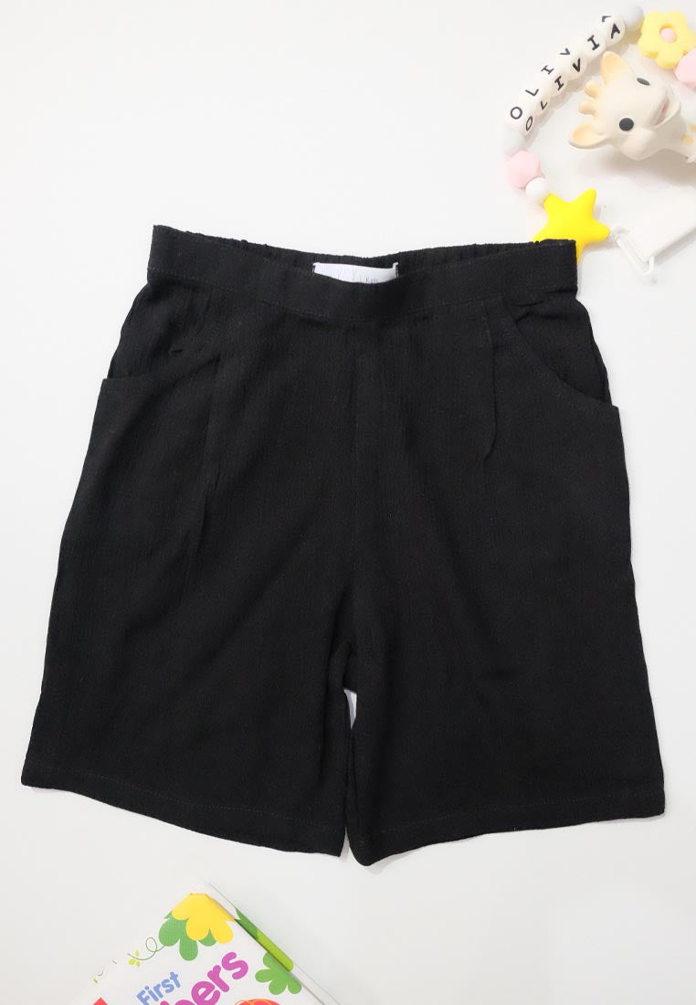 Dyna Cullote Pants Black