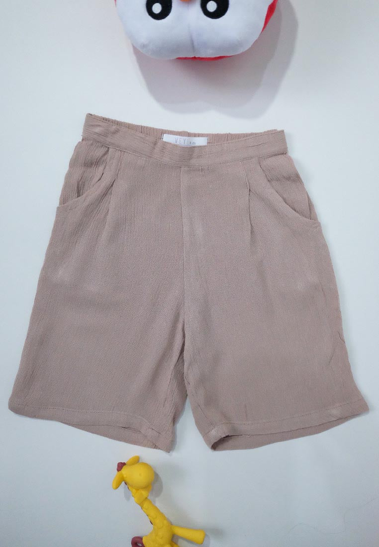 Dyna Cullote Pants Brown