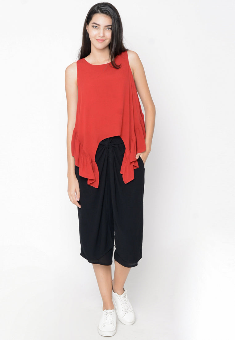 Prily Top Red