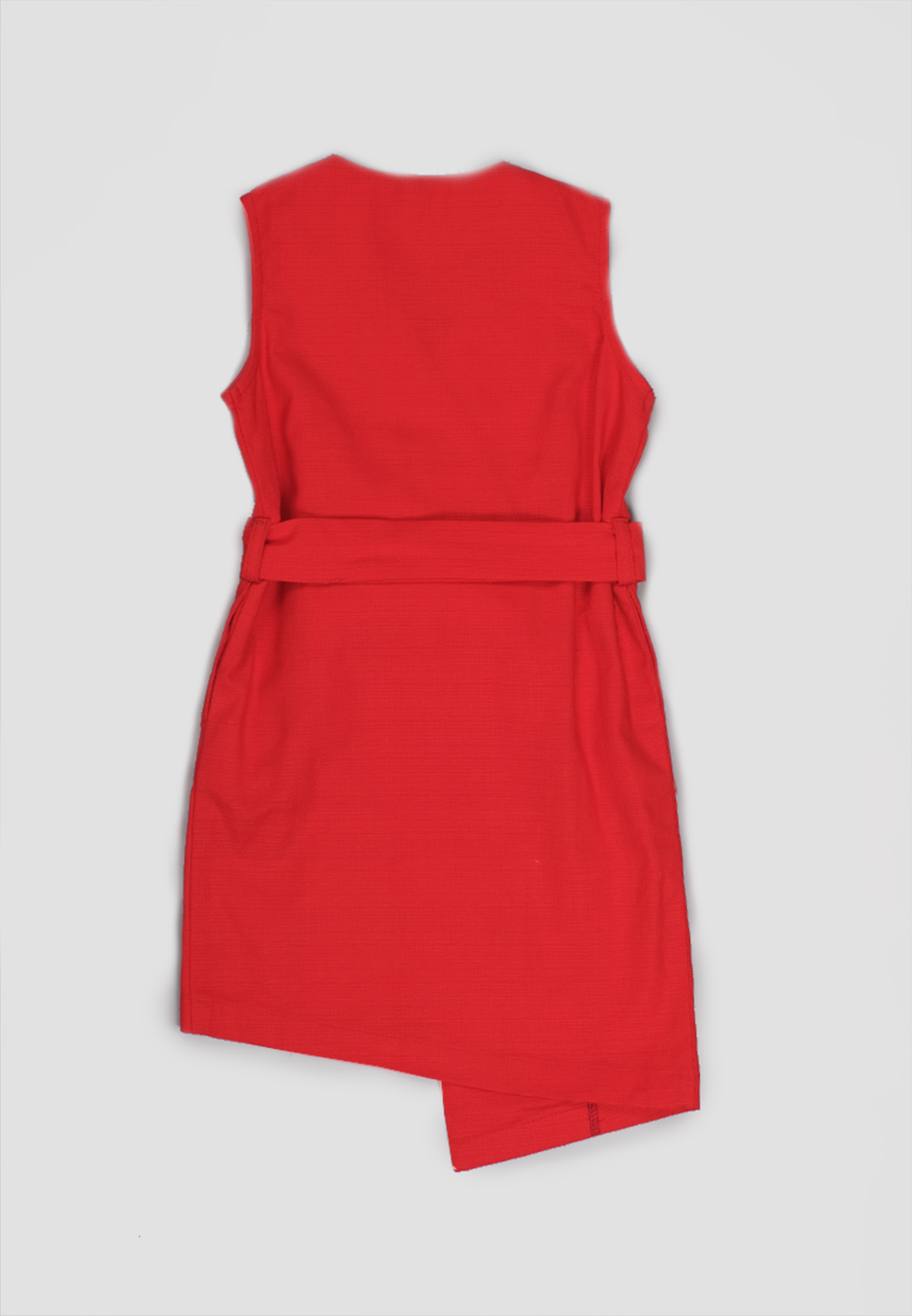 Quinee Dress Red