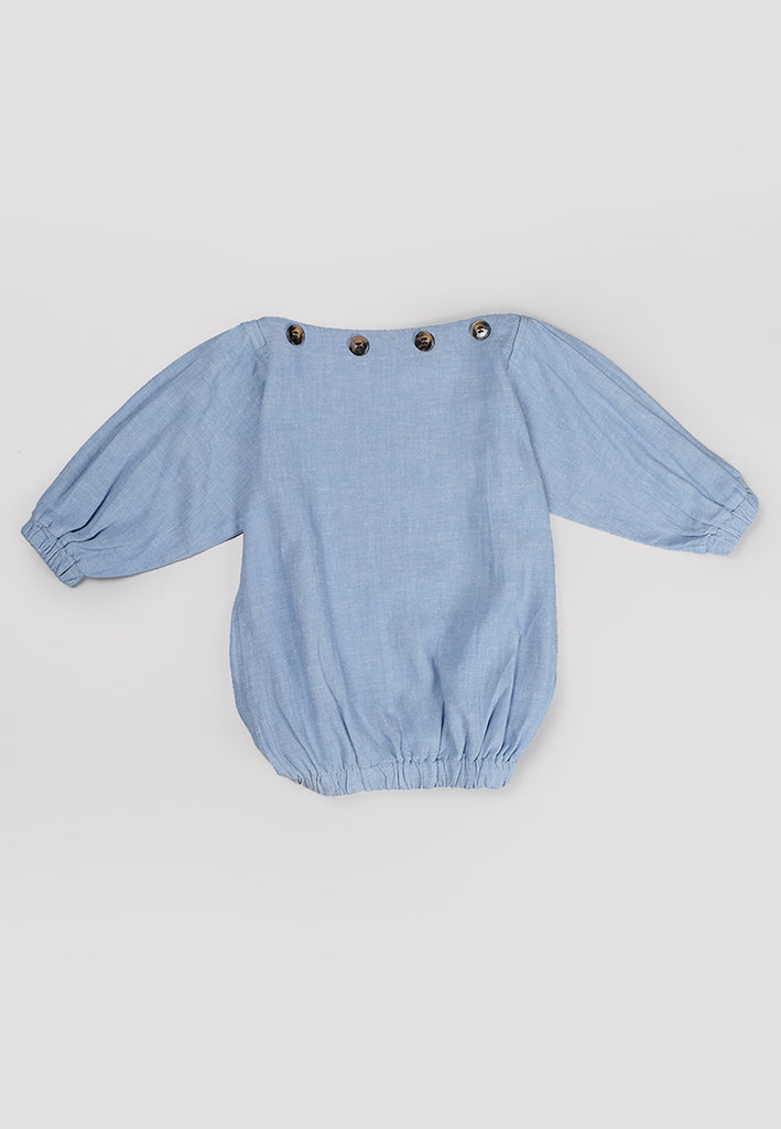 Rae Top Blue (3-6 Days) (4168589180973)