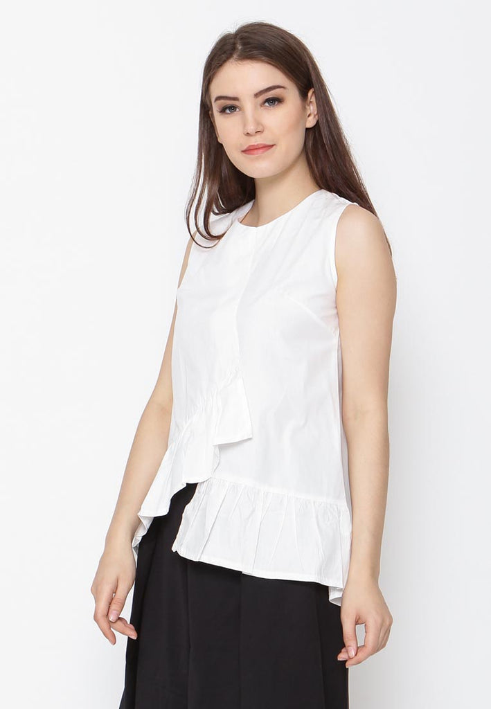 Reny Top White
